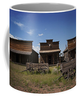 Old Trail Town Coffee Mug