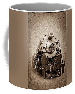 Old Trains Coffee Mug
