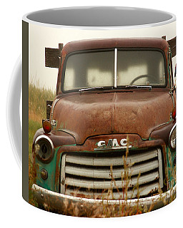 Old Truck Coffee Mug by Steven Reed