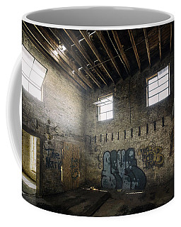 Old Warehouse Interior Coffee Mug by Scott Norris