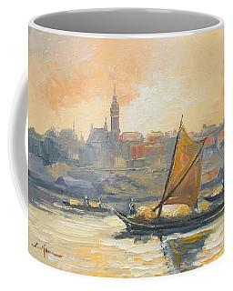 Old Warsaw Coffee Mug