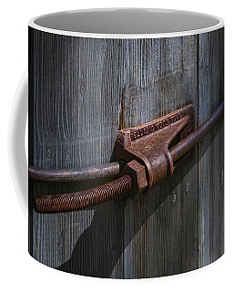 Old Water Tank Coffee Mug