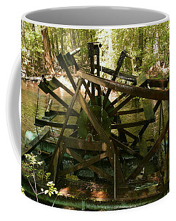 Old Waterwheel Coffee Mug