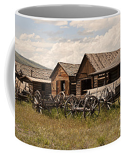 Old West Wyoming  Coffee Mug