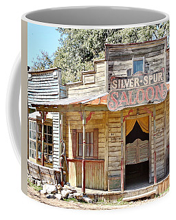 Old Western Saloon Coffee Mug