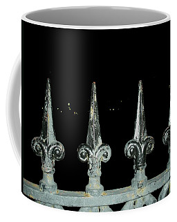 Coffee Mug featuring the photograph Olde Fence by Joseph Baril