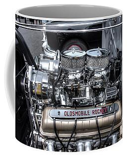 Olds Rocket Coffee Mug