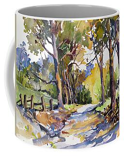 Olinda Trees Maui Coffee Mug
