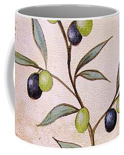 Olives Painting Coffee Mug