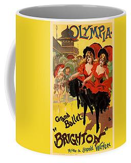 Olympia Grand Ballet Brighton Coffee Mug