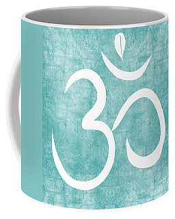 Om Sky Coffee Mug