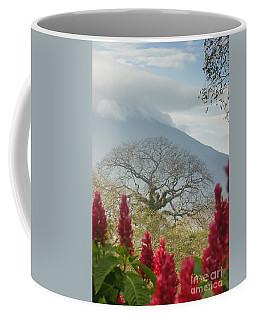 Coffee Mug featuring the photograph Ometepe Island 1 by Rudi Prott