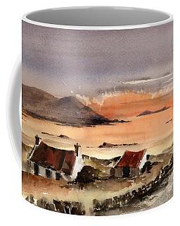 Omey Island Sunset Galway Coffee Mug
