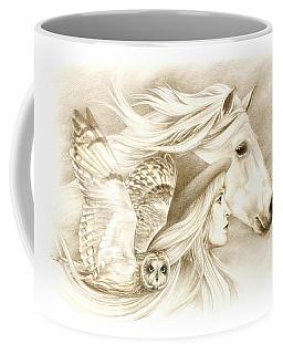 On A Journey... Coffee Mug