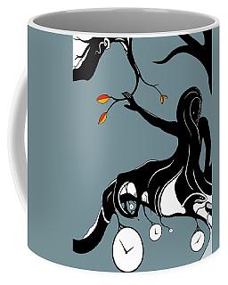On A Limb Coffee Mug