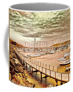 Coffee Mug featuring the photograph On Any Day by Wallaroo Images