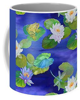 On Big Fresh Pond Coffee Mug