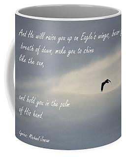 On Eagle's Wings Coffee Mug