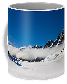 On Fox Glacier Coffee Mug