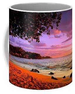 On Golden Sand Coffee Mug