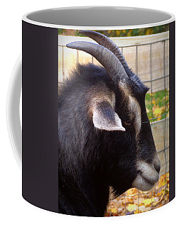 On My Break Coffee Mug by Joseph Skompski