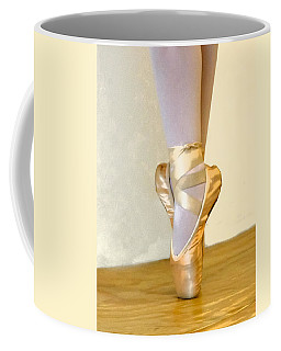 Ballet Toes On Point Coffee Mug