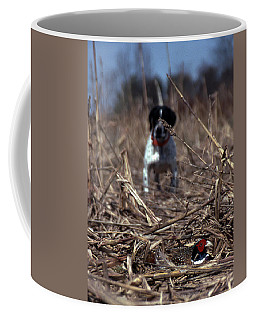 On Point Coffee Mug by Skip Willits