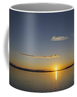 Coffee Mug featuring the photograph On Puget Sound by Sean Griffin