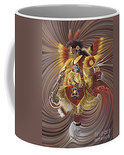 On Sacred Ground Series 4 Coffee Mug