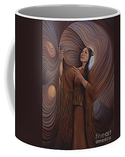 On Sacred Ground Series V Coffee Mug