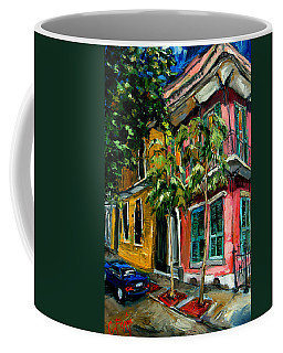 On St. Charles Coffee Mug by Carole Foret