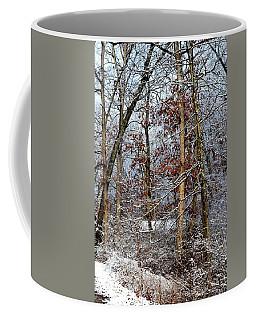 On Such A Winter's Day Coffee Mug