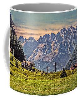 On The Alp Coffee Mug