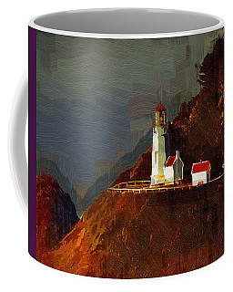 On The Bluff Coffee Mug