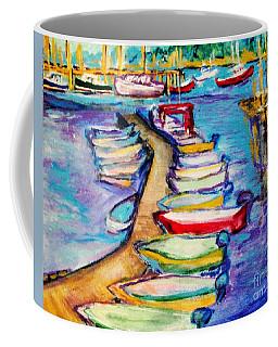 On The Boardwalk Coffee Mug