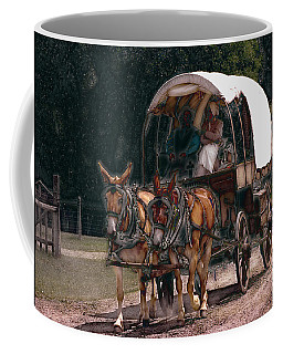 On The Bozeman Trail Coffee Mug