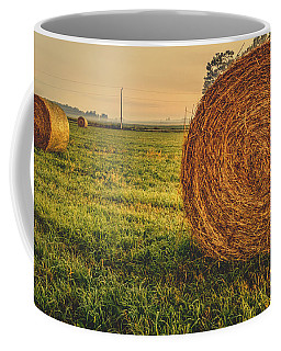 On The Field  Coffee Mug