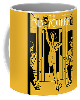 On The Go Coffee Mug