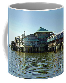 On The Gulf Coffee Mug