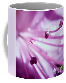 Coffee Mug featuring the photograph On The Inside by Kerri Farley