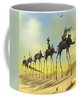 On The Move 2 Without Moon Coffee Mug