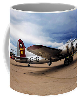 On The Ramp Coffee Mug
