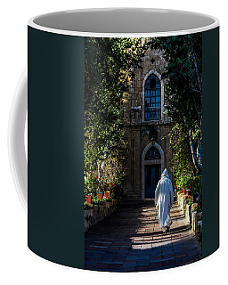 On The Right Path Coffee Mug
