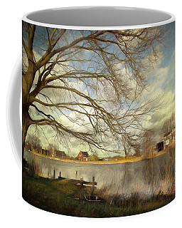 On The River Side Coffee Mug