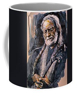 On The Road Again Coffee Mug by Laur Iduc