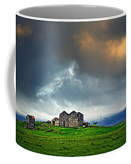On The Road To Hofn Coffee Mug