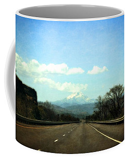 On The Road To Mount Hood Coffee Mug