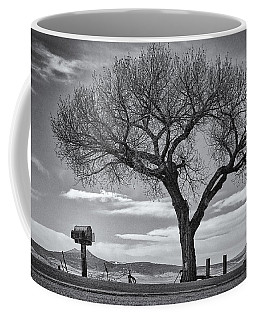 On The Road To Taos Coffee Mug