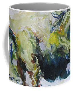 On The Run No.3 Coffee Mug