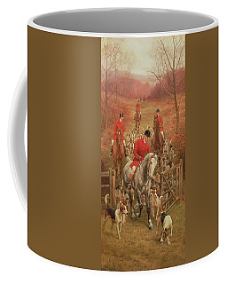 On The Scent, 1906 Coffee Mug
